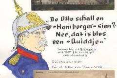 Fürst Otto von Bismark