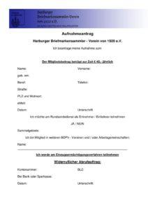 thumbnail of Aufnahmeantrag
